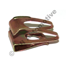 Spring clip for radiator grille  (Volvo 240 and 260 78-85)