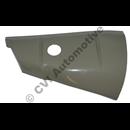 Gavelplåt för inre skärmvägg, hö (140/160/240/260 2-5 dörrars)