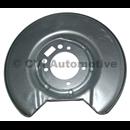 Brake backplate rear 164 75/240 RH