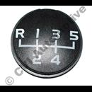Symbolskiva växelspaksknopp M47 (200/700/900)