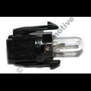Lamphållare instrumt 200 75-84 (glödlampa = 989800)