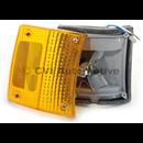 Flasher lamp 140 73-74 USA RH (HELLA) (Volvo/Hella genuinel)