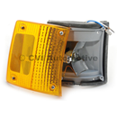 Flasher lamp 140 73-74 USA RH (Hella)