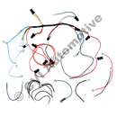 Wiring harness, dash lighting 1800ES 1973 LHD