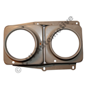 Headlamp bracket, 240/260 twin -80 LH (for twin round h/lamps)