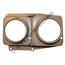 Headlamp bracket, 240/260 twin -80 RH (for twin round h/lamps)