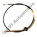 Speedo cable 240 M40/M45 1975-1985 (75-78 LHD only)