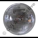 Headlamp outer, 240 USA -1980 (sealed beam)