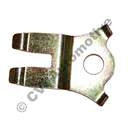 Bracket for anti-roll bar, 240 rear