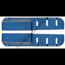 Door pockets 240 dark blue, LH/RH