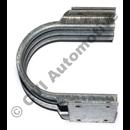 Brace, steering rack fittings 240/260 (for cars w/o power steering)  Call!
