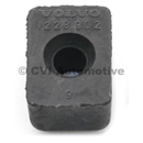 Rubber block clutch mech 200 (LHD cars 1975-1987)