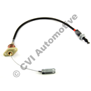 Throttle cable 240 B20A 75-76 (Volvo genuine)