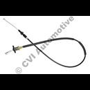 Throttle cable 200 75-87 B19A/B21A/B23A +B230A/B27A/B28A   (RHD cars)