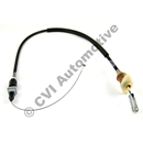 Throttle cable 260 B27E 1975-'78, RHD (Volvo genuine)    Call/Email us!