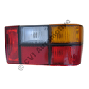 Taillamp 242/244 79-83, RH (with fog light - Volvo genuine)