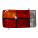 Taillamp 242/244/264 79-84 USA, L (without fog light - Volvo genuine)