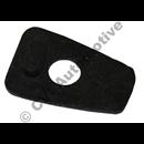 Gasket tailgate handle 245/265 1975-1985 (2 pcs per handle)