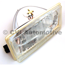 Headlamp 240 LHD 79-80, LH (LHD cars)  NLA!