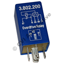 Relay, overdrive 200/700 81-86
