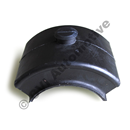 Rubber bushing, rear axle 700/900 '82-'98 (rigid rear axle)