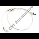 Throttle cable 240 RHD '80-'92 (B19E/B21E/B200E/B230E RHD)