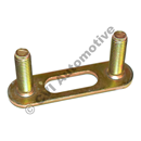 Screw plate rear axle susp 700/900 rigid