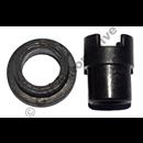 Radiator plug kit, 240/740/940