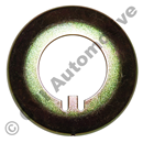 Locating plate crank, B17/B19/B21/B23 (Alt 2)    240/740