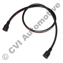 Ignition lead coil-distributor 240 B19A/E, B21A/E