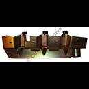 Heat shield on inlet m'fold, 240 turbo (B21ET/B21FT 1981-1984)