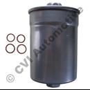 Fuel filter, 200 B19-B28 79-84