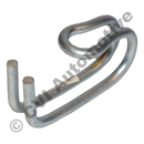 Bracket exhaust 240 B21ET