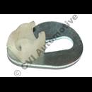 Clip holder crankcase (200/700/900 79-98)