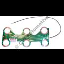 Circuit-board taillamp 240 '90- RH