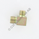 Nipple for filter, FI 740 '84 (+700 RHD B28/B200/B230 -87)