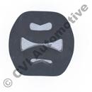 Exhaust susp rubber, 700/900