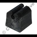 Buffer, clutch hydrcs, 740/940