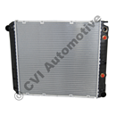 Radiator 240/740/940 automatic+7/940 w/o A/C '85- (460 mm)