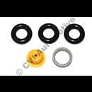 Fuel injector seal set (4-cyl), B23F/B23ET/FT, B200F/FT/B230F/FT/GT