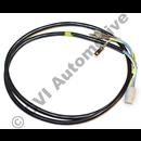 Tailgate wire harness, 245/265 RH '83-'93 (245 ch 565000-, 265 ch 34500-)