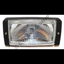 Spot lamp under bumper, 700 1982-1987