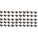 Valve collet 850/S/V70 -00