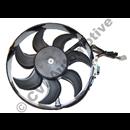 Radiator fan assy. 700/900 (4CYL 1988-1991)