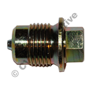 Magnetic drain plug, gearbox & differential 200/700/900