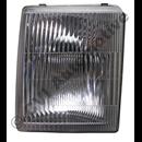 Fog lamp 760 86-, 900 -94 USA LH (Volvo genuine)