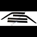 Wind deflector set (1 car) 700/900 (960 -'94)   for silver trim