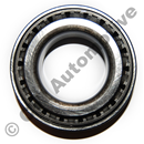 Diff carrier bearing, Spicer 25 444/544 -'58 /Duett/P220 (Amazon -'58, Duett to ch# 80224, P220 -#65990)