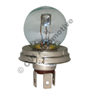 H'lamp bulb 6v sym with socket (6v 45/40W P45t)