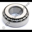 Pinion bearing rear
